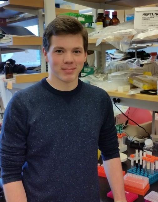 Brian Rabe : Graduate Student