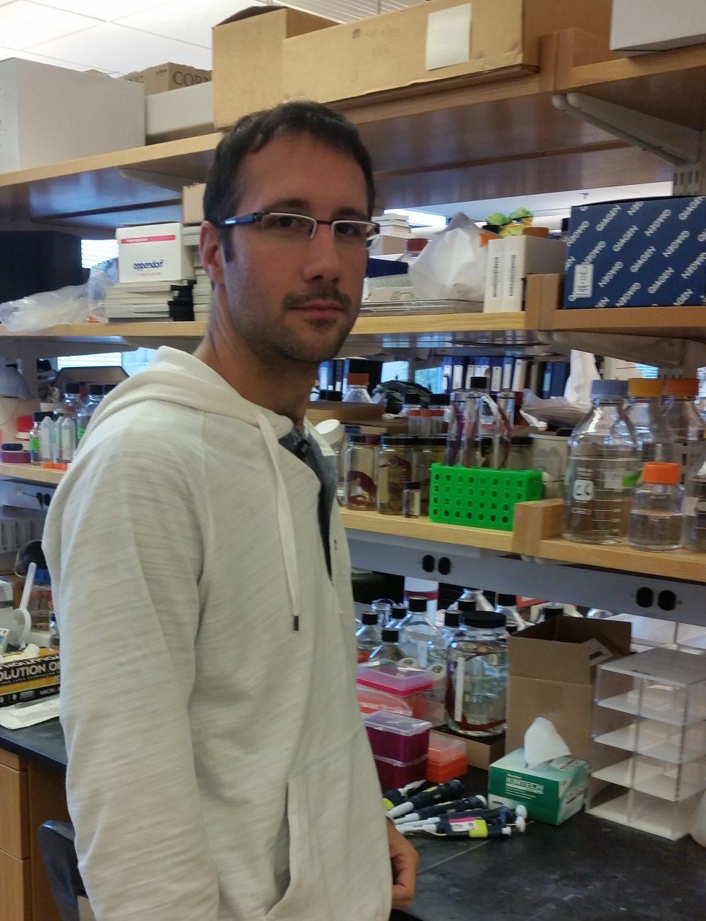 Nicolas Lonfat : Postdoctoral Fellow