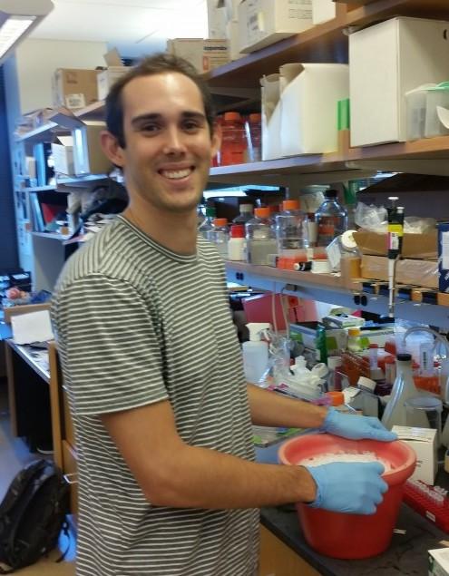 John Dingus : Graduate Student