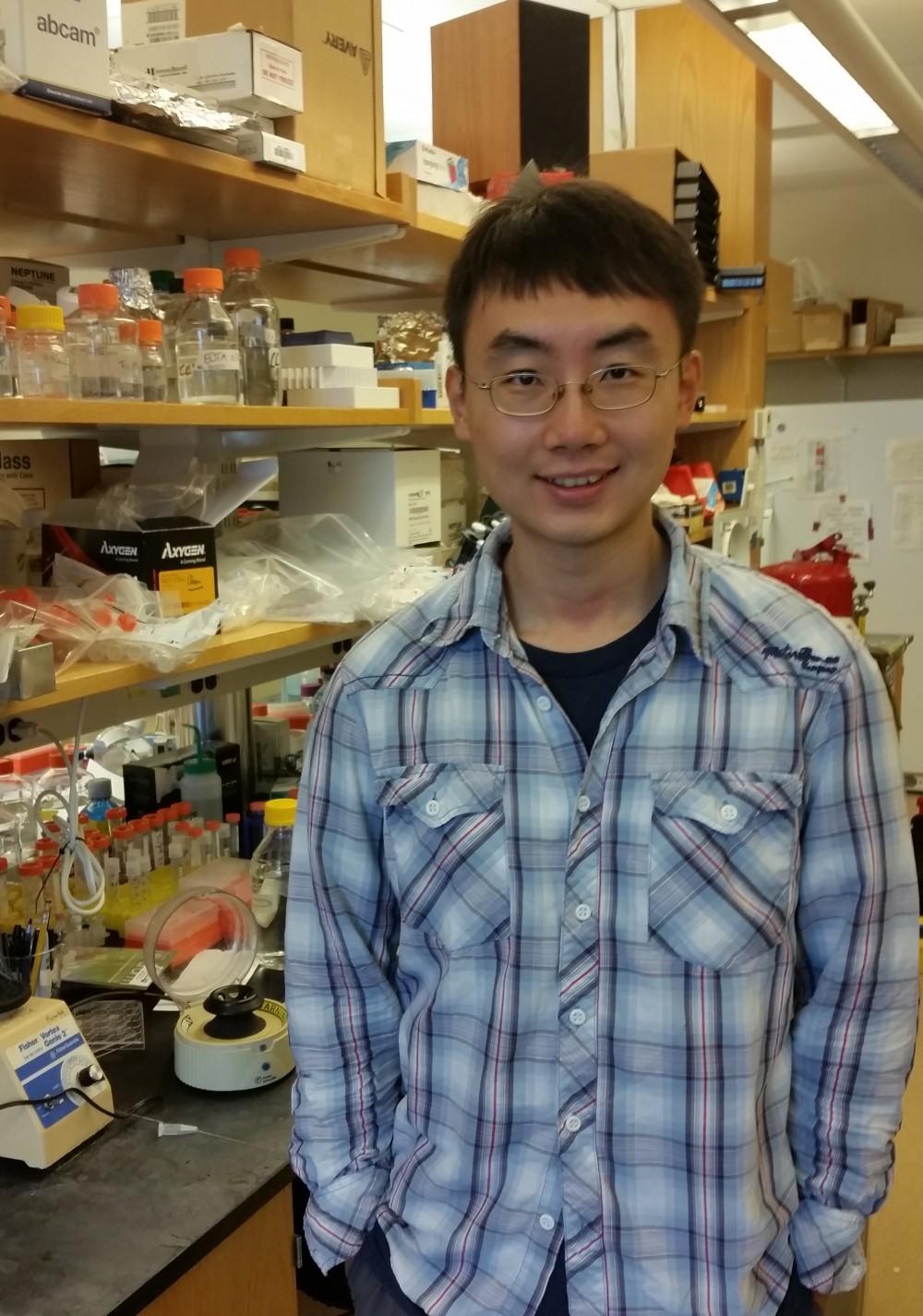 Yunlu 'Sawyer' Xue : Postdoctoral Fellow