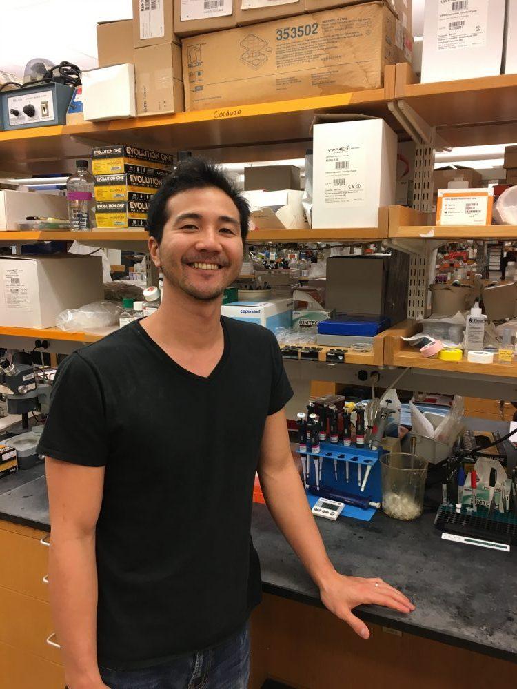 Ryoji Amamoto : Postdoctoral Fellow