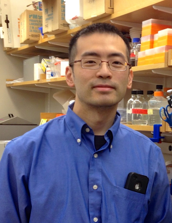 David Wu : Postdoctoral Fellow