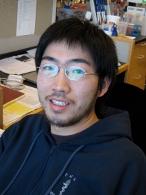Jonathan Tang : Graduate Student